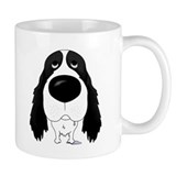 Big Nose Springer Spaniel Small Mug