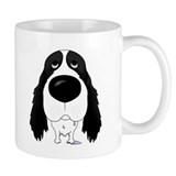Big Nose Springer Spaniel Coffee Mug