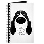 Big Nose Springer Spaniel Journal