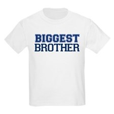 biggest brother t-shirt varsity T-Shirt