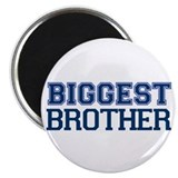 biggest brother t-shirt varsity Magnet