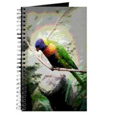 Rainbow Lorikeet Journal