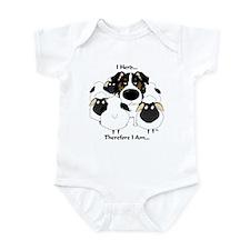 Aussie - I Herd... Infant Bodysuit