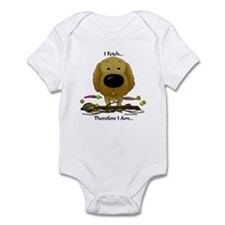 Golden - I Fetch... Infant Bodysuit