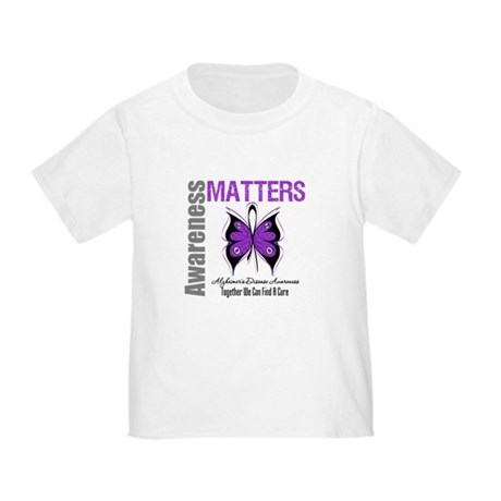 Alzheimer's AwarenessMatters Toddler T-Shir