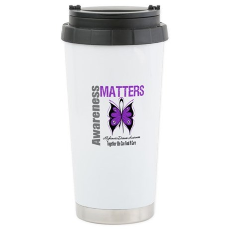Alzheimer's AwarenessMatters Ceramic Travel Mug