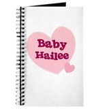 Baby Hailee Journal
