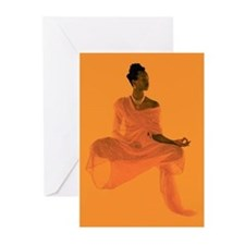 Buddha greeting cards (Pk of 20)