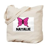Butterfly - Natalie Tote Bag