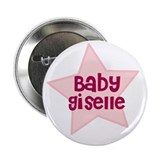 Baby Giselle 2.25&quot; Button (100 pack)