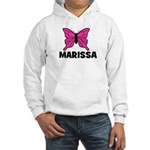 Butterfly - Marissa Hooded Sweatshirt