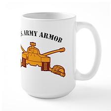 Armor Branch Insignia U.S. Ar Mug