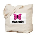 Butterfly - Madison Tote Bag