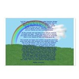 Rainbow Bridge Postcards (Package of 8)