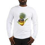 pineapple pineapples Long Sleeve T-Shirt