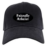 Friendly Atheist Baseball Hat