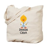 Dentist Chick Tote Bag