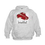 Steak is for breakfast Hoodie