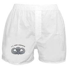 Basic Airborne Wings U.S. Arm Boxer Shorts