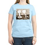 Voorburg Pigeon Pair Women's Light T-Shirt