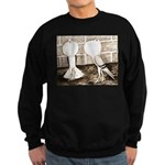 Voorburg Pigeon Pair Sweatshirt (dark)
