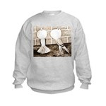 Voorburg Pigeon Pair Kids Sweatshirt