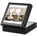 Voorburg Pigeon Pair Keepsake Box