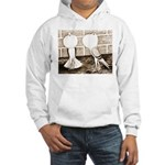 Voorburg Pigeon Pair Hooded Sweatshirt