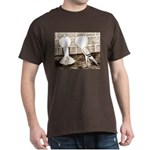 Voorburg Pigeon Pair Dark T-Shirt