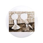 "Voorburg Pigeon Pair 3.5"" Button (100 pack)"