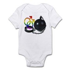 Just_Hitched Infant Bodysuit