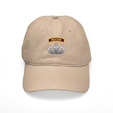 Recon Tab over Senior Airborn Baseball Cap