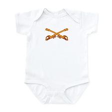 Cavalry branch Insignia Infant Bodysuit
