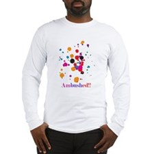 Unique Paintball Long Sleeve T-Shirt