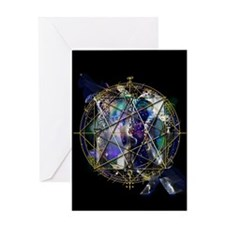 Alchemy Series: DISTILLATION Greeting Cards