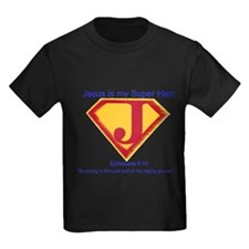 Jesus is My Super Hero T