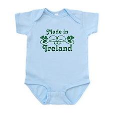 Made In Ireland Infant Bodysuit