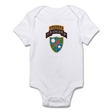 Cute Ranger battalion Infant Bodysuit