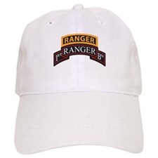 1st Ranger BN Scroll with Ran Baseball Cap