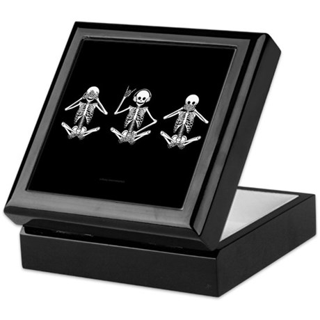 Hear No Evil? Keepsake Box