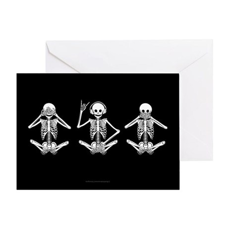 Hear No Evil? Greeting Card
