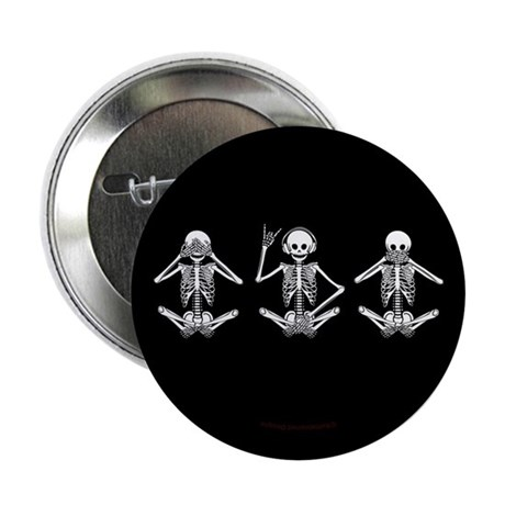 Hear No Evil? 2.25&quot; Button (100 pack)