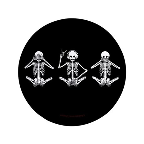 Hear No Evil? 3.5&quot; Button (100 pack)