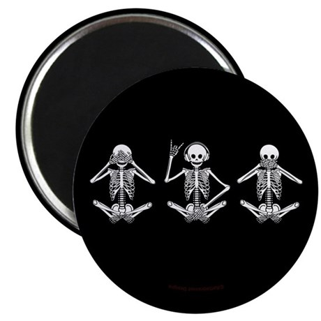Hear No Evil? 2.25&quot; Magnet (100 pack)