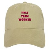 Team Worker Baseball Cap