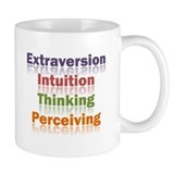 ENTP Word Coffee Mug