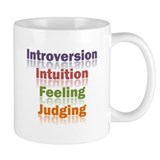 INFJ Word Coffee Mug