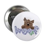"dog woof 2.25"" Button (100 pack)"