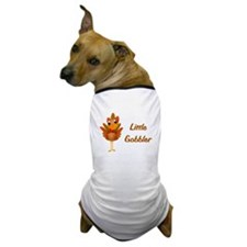 Little Gobbler Dog T-Shirt