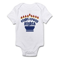 Eight Crazy Nights - Infant Bodysuit